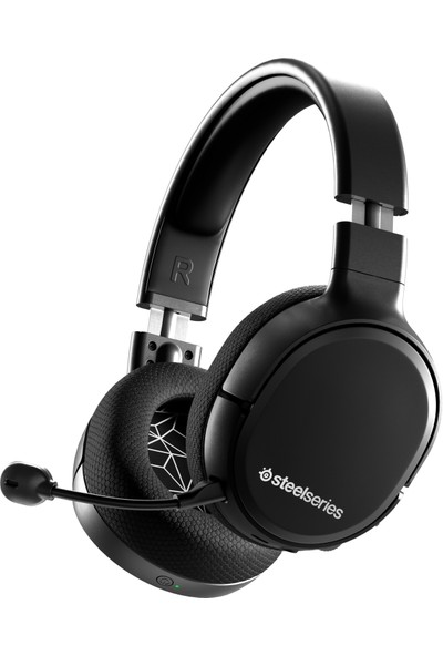 SteelSeries Arctis 1 Wireless Oyuncu Kulaklığı - USB-C Wireless - PS4, PC, Nintendo Switch, Android Uyumlu