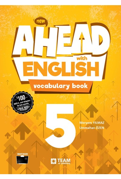 Ahead with English 5 Vocabulary Book