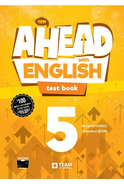 Ahead with English 5 Test Book