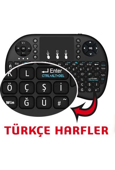 Techstorm Kobra Türkçe Mini Klavye - Touchpad