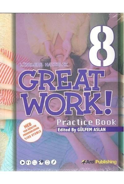Great Work! 8 Practice Book