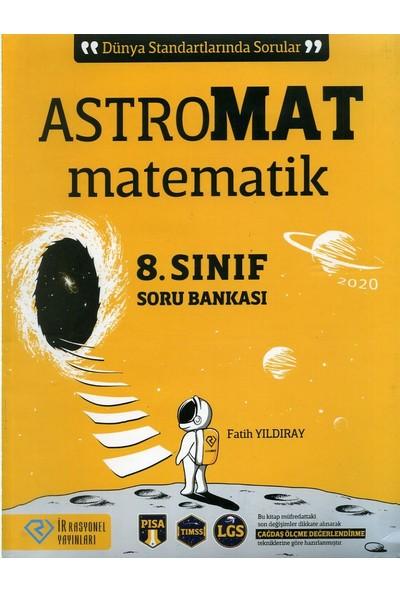 Astromat 2020 LGS 8. Sınıf Matematik Soru Bankası