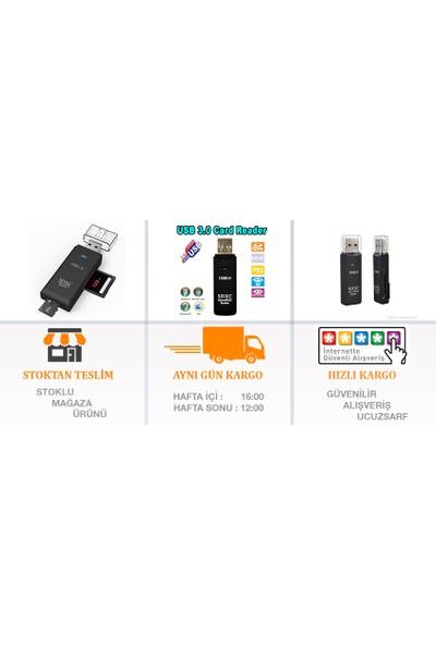 Appa SRF-6909 USB 3.0 Çoklu Kart Okuyucu