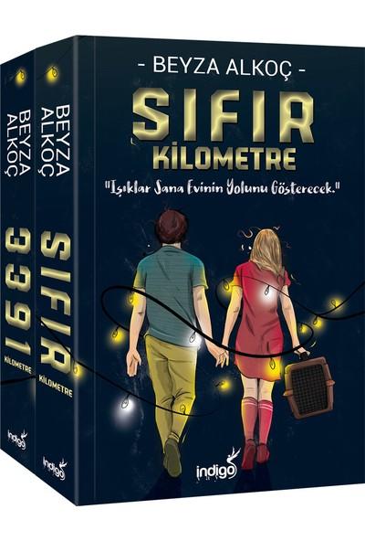 Sıfır Kilometre 3391 Kilometre 2 Kitap Set