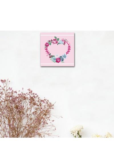Cadran Home Dekoratif 30x30 MDF Tablo CHTT160