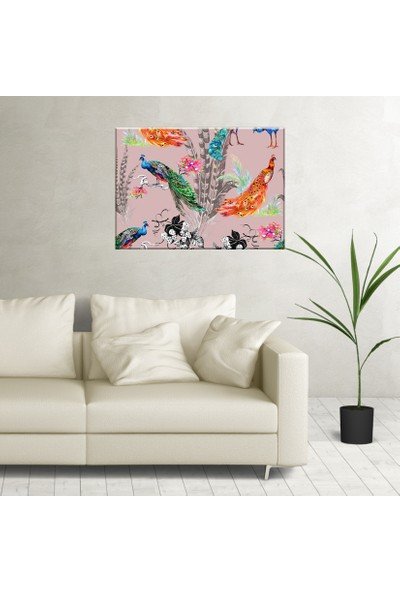 The Canvas By Cadran 70 x 100 cm Dekoratif Canvas Tablo C4C279
