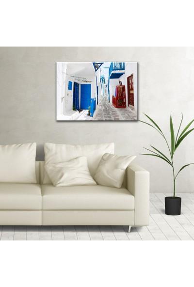The Canvas By Cadran 70 x 100 cm Dekoratif Canvas Tablo C4C203