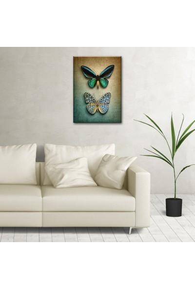 The Canvas By Cadran 70 x 100 cm Dekoratif Canvas Tablo C4C200