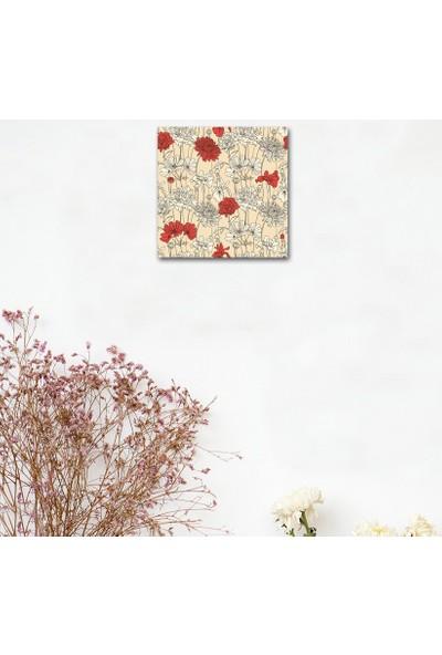 Cadran Home Dekoratif 30x30 MDF Tablo CHTT195