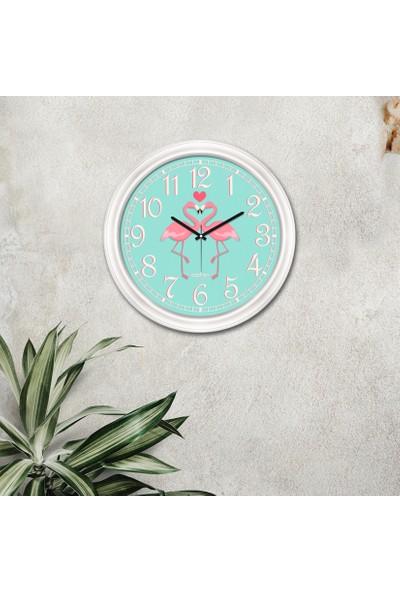 Cadran Luxury Dekoratif Camlı Duvar Saati CDX289