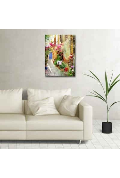 The Canvas By Cadran 70 x 100 cm Dekoratif Canvas Tablo C4C043