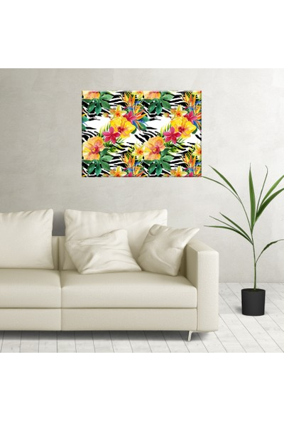 The Canvas By Cadran 70 x 100 cm Dekoratif Canvas Tablo C4C269
