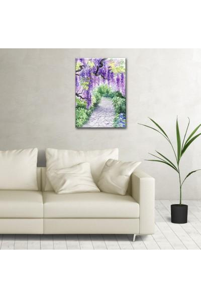 The Canvas By Cadran 70 x 100 cm Dekoratif Canvas Tablo C4C096