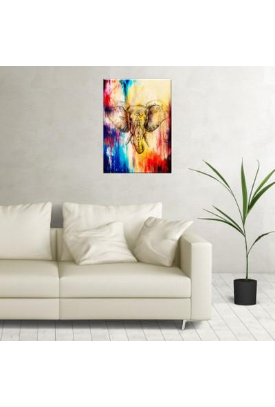 The Canvas By Cadran 70 x 100 cm Dekoratif Canvas Tablo C4C272