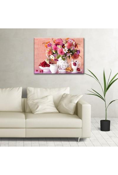 The Canvas By Cadran 70 x 100 cm Dekoratif Canvas Tablo C4C009