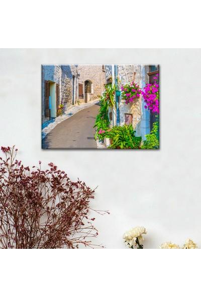 The Canvas By Cadran 60 x 40 cm Dekoratif Kanvas Tablo C2C077