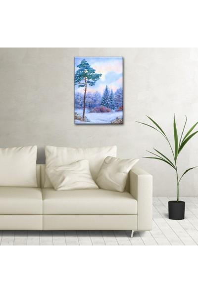 The Canvas By Cadran 70 x 100 cm Dekoratif Canvas Tablo C4C205