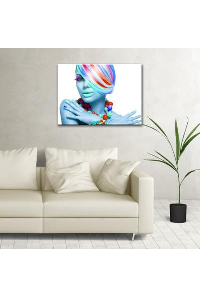 The Canvas By Cadran 70 x 100 cm Dekoratif Canvas Tablo C4C168