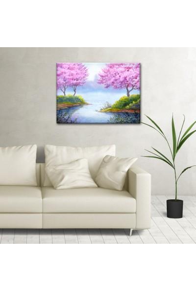 The Canvas By Cadran 70 x 100 cm Dekoratif Canvas Tablo C4C179