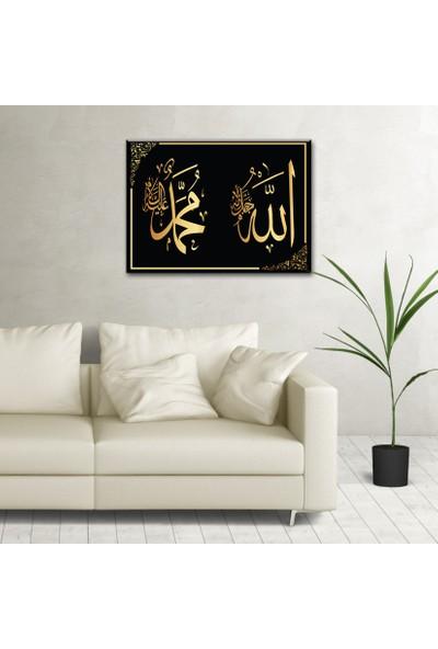 The Canvas By Cadran 70 x 100 cm Dekoratif Canvas Tablo C4C390