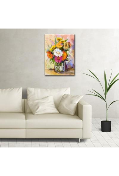 The Canvas By Cadran 70 x 100 cm Dekoratif Canvas Tablo C4C157