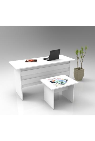 Yurudesign Vario AB Ofis Büro Masa Takımı 3 Renk