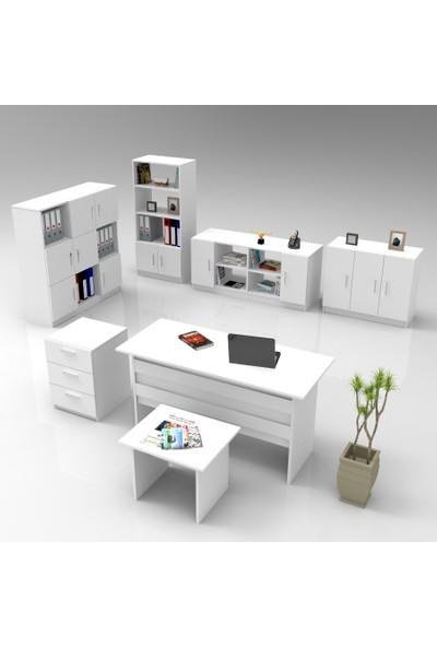 Yurudesign Vario ABCDEFG Ofis Büro Masa Takımı 3 Renk
