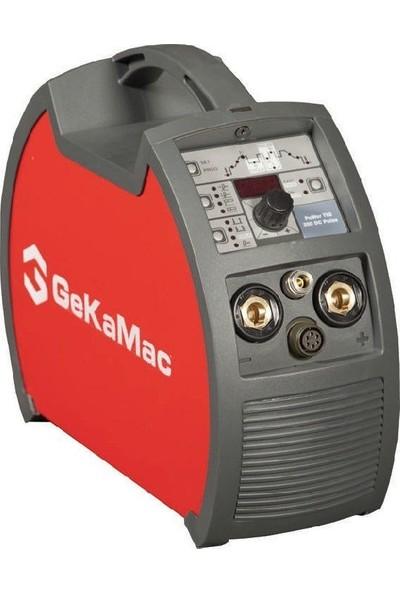 Gedik Kaynak GeKaMac Power Tig 202 HF DC Pulse Tek Fazlı Kaynak Makinesi