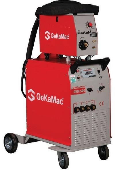 Gedik Kaynak GeKaMac GKM 500-2G Gazaltı Kaynak Makinesi