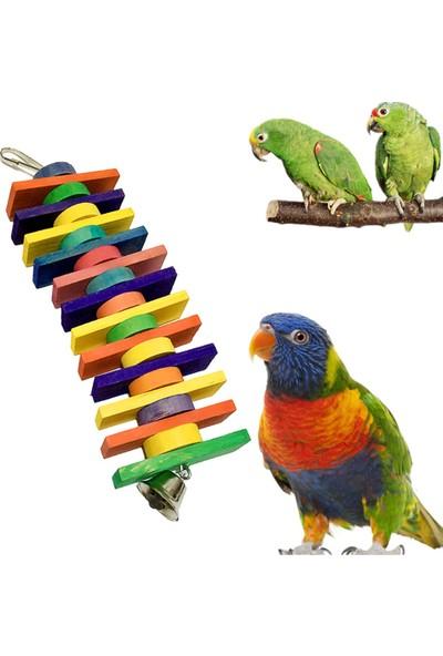 GOB2C Kuş Kafesi İçin Çiğneme Oyuncağı