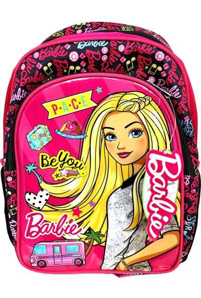 Hakan Çanta Barbie İki Bölmeli İlkokul Çantası Lisanslı