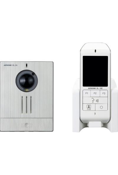 Aiphone Wl-11 Kablosuz Kameralı Kapı Zili