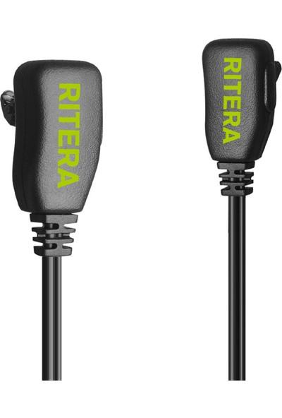Ritera Kulak Arkası M2 Telsiz Kulaklığı