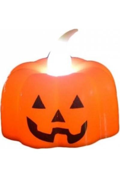 2mstore Pilli Tealight Cadılar Bayramı Bal Kabağı Halloween