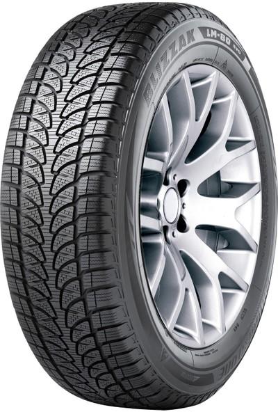 Bridgestone 235/60 R18 107H Xl LM80 Evo 4x4 Kış Lastiği (Üretim: 2018)
