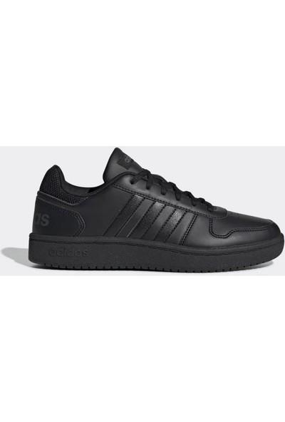Adidas Kadın Basketbol Günlük Ayakkabı Ee7897 Hoops 2.0