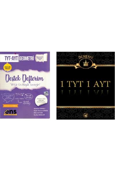 Ens TYT - AYT Geometri Destek Defterim + Deneme