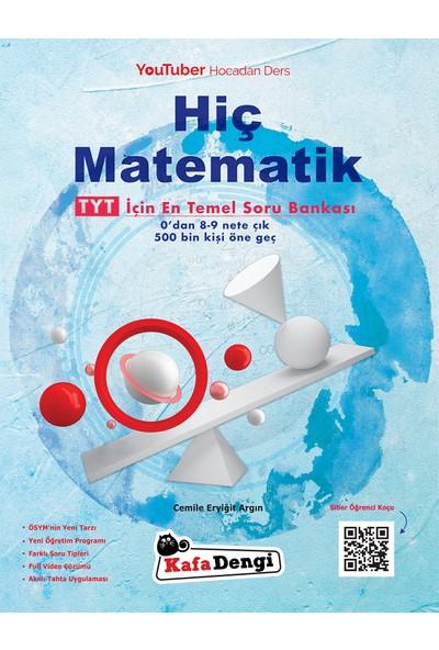 Kafadengi Yayınları Tyt Hiç Matematik Soru Bankası (Tümü Video Çözümlü)