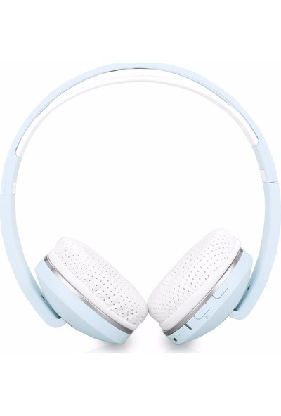 Excelvan BT-9950 Kulaküstü Wireless Kulaklık Mavi