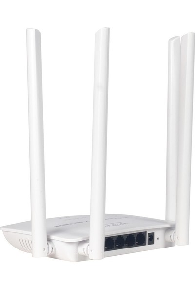 Powermaster PWR08 300 Mbps Dört Antenli Access Point Repeater Kablosuz Router