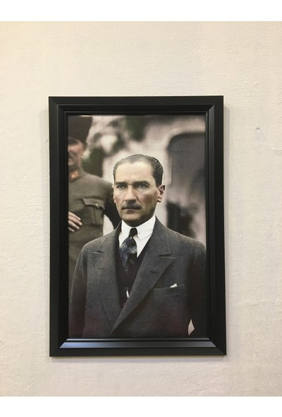 Mapofx Atatürk Tablosu