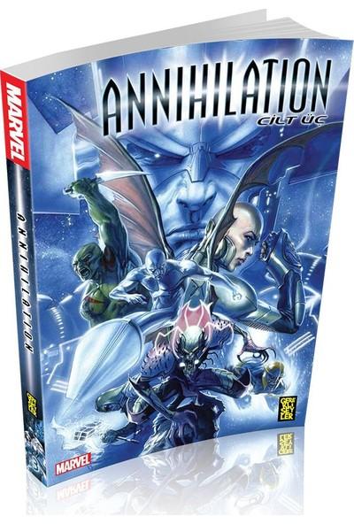 Annihilation Cilt Üç