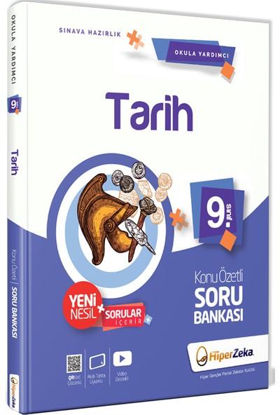 Hiper Zeka Yayınları Tarih Konu Özetli 9. Sınıf | Soru Bankası