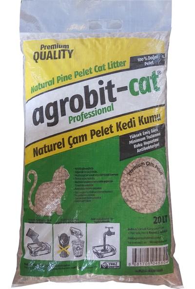 Agrobit Cat Kedi Kumu Çam Pelet 20 l Çv 6601-07