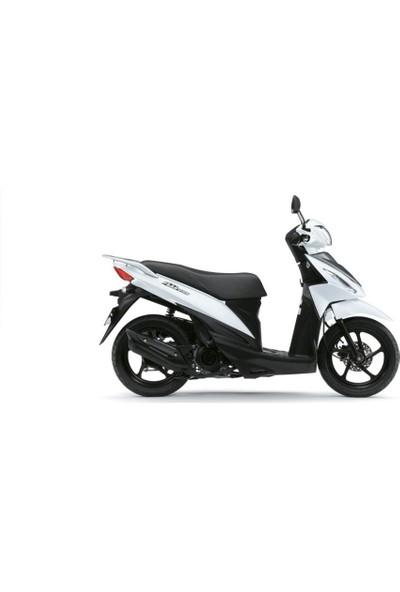 Suzuki Address 110 Scooter 2019