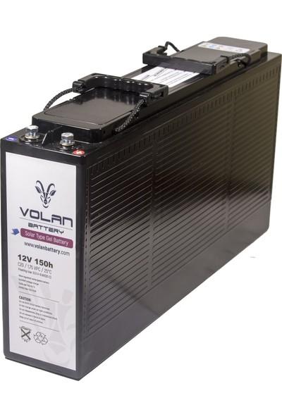 Volan Battery 12 Volt 150 Ah (Amper) Jel Akü