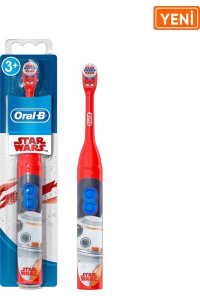 Oral-B Pilli Diş Fırçası DB04 Çocuk Starwars