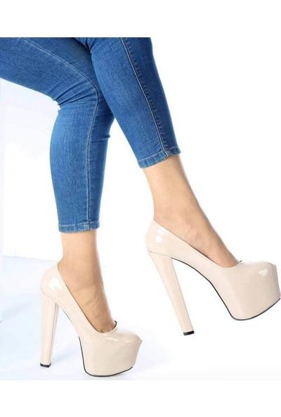 Mosimoso Donelle Ten Rugan Platform Kadın Ayakkabı