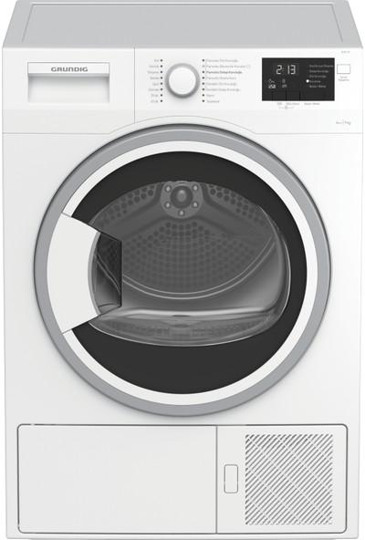 Grundig GDH 80Y A+ Çamaşır Kurutma Makinesi (Isı Pompalı)
