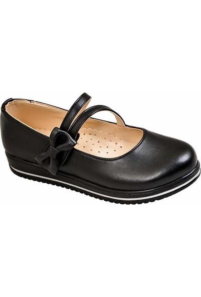 Kaptan Junior Kız Çocuk Okul Ayakkabı